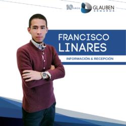 Francisco Linares Delgado Servicio al Cliente  Información y Recepción  593 98 394 6997 recepcion@glaubengroup.com